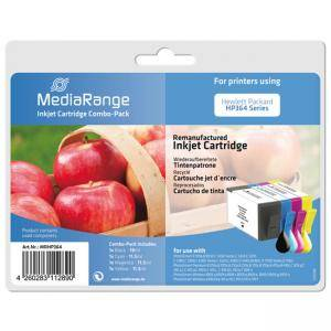 HP 364XL Combo-pack Cyan/Magenta/Yellow/Black Ink Cartridge - изображение