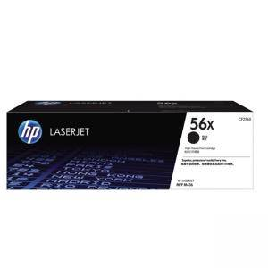 Тонер касета HP 56X High Yield Black Original LaserJet Toner Cartridge; Black; Page Yield 13,700 pages; HP LaserJet MFP M436n, CF256X - изображение